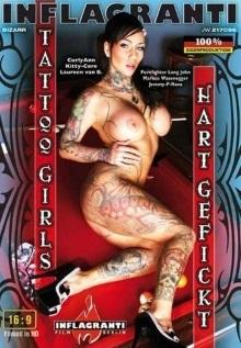 Tattoo Girls hart gefickt