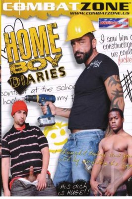 The Home Boy Diaries Porno by Combat Zone