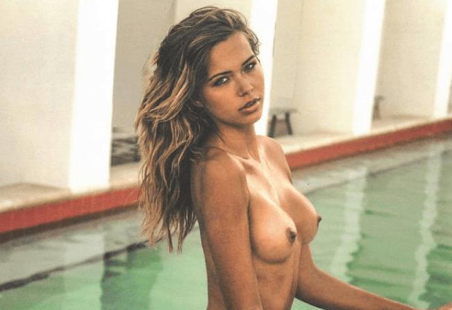 Sandra Kubicka y sus fotos XXX para Treats Magazine (Septiembre 2016)