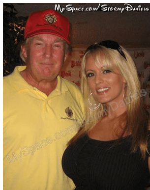"Stormy ""I Really Really Need To Keep My Rate Up Now"" Daniels Ordered to pay Trump $293,000"