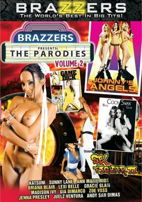Brazzers Presents The Parodies 2 XXX DVD