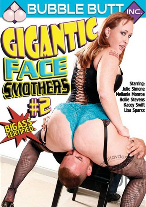 gigantic face smothers