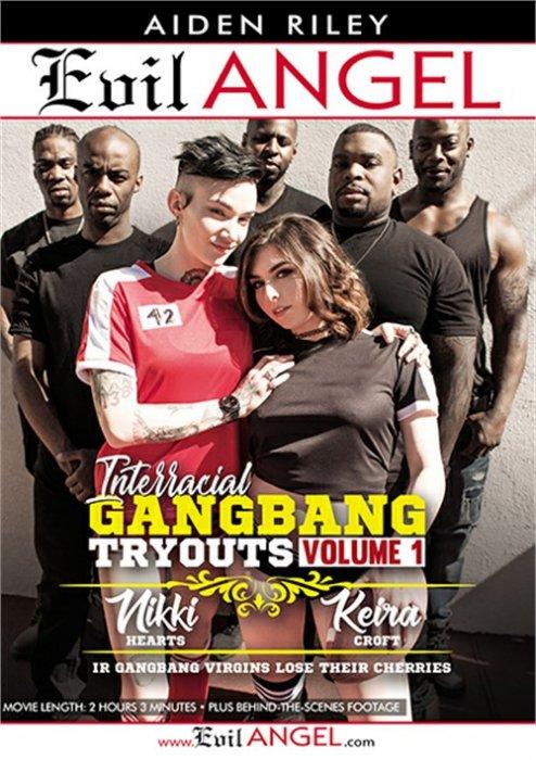 Interracial Gangbang Tryouts