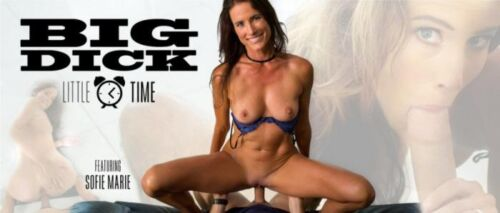 Sofie Marie Big Dick VR Porn