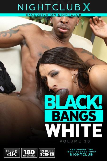 Black Bangs White 18