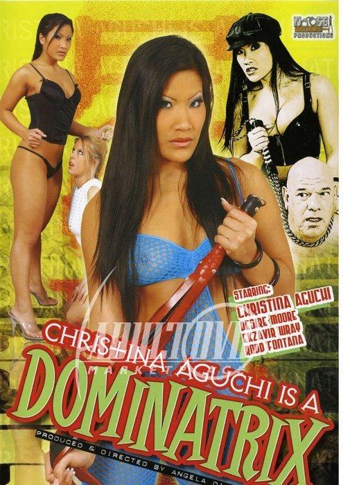 Christina Aguchi Is A Dominatrix