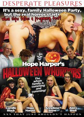 Hope Harper's Halloween Whorrors