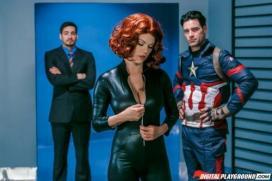 Peta Jensen – Captain America A XXX Parody