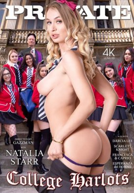 Private Gold 228: College Harlots