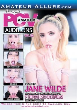 pov amateur auditions 30 porn movie