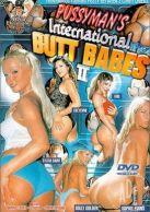 Pussyman's International Butt Babes 2